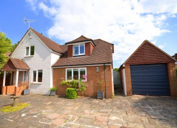 Thumbnail 3 bed detached house for sale in The Mount, Cranleigh