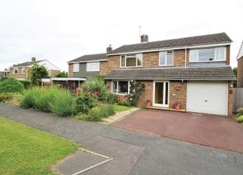 Thumbnail 4 bed detached house for sale in Blakeden Drive, Esher