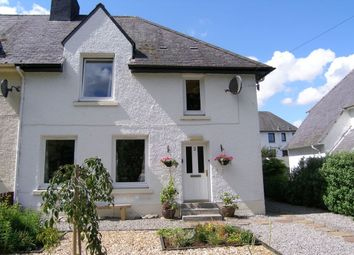 Thumbnail 3 bed semi-detached house for sale in Riverside, Foyers, Inverness