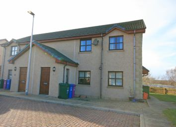 Thumbnail 2 bedroom flat for sale in 27 Silberg Drive, Buckie