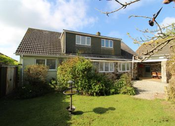 Thumbnail 7 bed detached bungalow for sale in Commons Close, Mullion, Helston