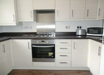 Thumbnail 3 bedroom terraced house to rent in Lancers Walk, Coventry