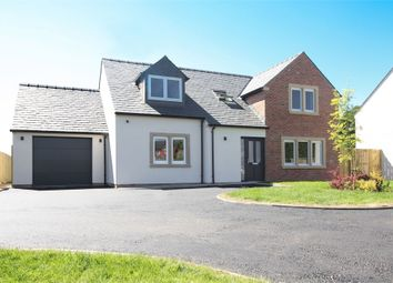 Thumbnail 4 bed detached house for sale in Honeypot Meadow, Cargo, Carlisle, Cumbria