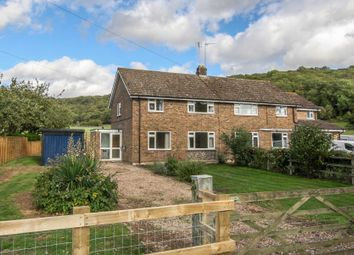 Thumbnail 3 bed semi-detached house to rent in Stocks Road, Aldbury, Tring