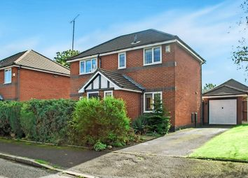Thumbnail 3 bed detached house for sale in Great Flatt, Rochdale