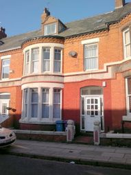 Thumbnail 5 bed terraced house to rent in Hallville Road, Allerton, Liverpool