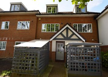 Thumbnail 4 bed terraced house for sale in Cuddington Avenue, Worcester Park