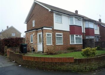 Thumbnail 3 bed semi-detached house for sale in Sapho Park, Gravesend