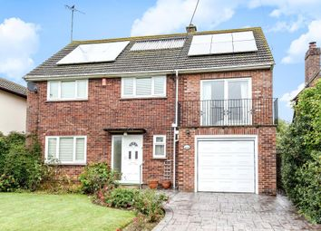 Thumbnail 5 bedroom detached house for sale in Farmoor, Oxford