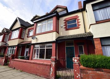 Thumbnail 4 bedroom terraced house for sale in Brougham Road, Wallasey, Merseyside