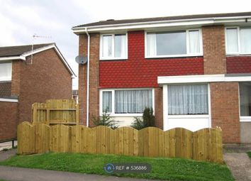 Thumbnail 3 bed semi-detached house to rent in Ashlands Road, Northallerton
