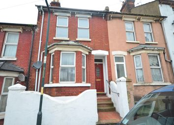 Thumbnail 3 bedroom terraced house to rent in Institute Road, Chatham