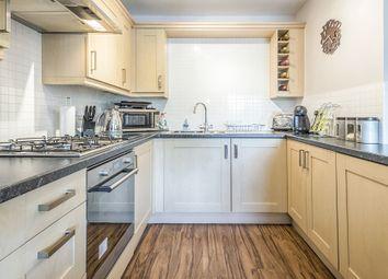 Thumbnail 2 bedroom flat for sale in Berwick Place, Welwyn Garden City