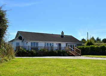 Thumbnail 3 bed detached bungalow for sale in Granny Polly Lane, Godolphin Cross
