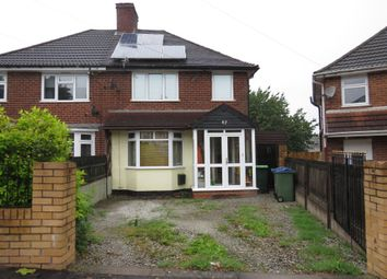 Thumbnail 3 bed semi-detached house for sale in Bodenham Road, Oldbury