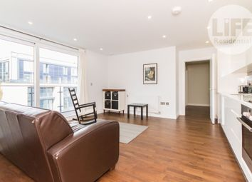 Thumbnail 2 bed flat to rent in Knights Tower, 14 Wharf Street, Greenwich, London, United Kingdom