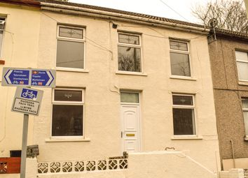 Thumbnail 3 bed terraced house to rent in Margaret Street, Pontygwaith