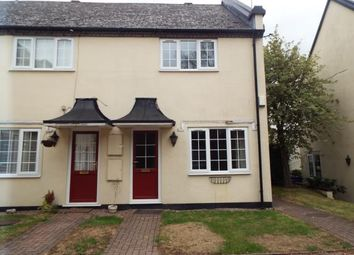 Thumbnail 2 bed semi-detached house for sale in Paget Mews, Hednesford, Cannock, Staffordshire
