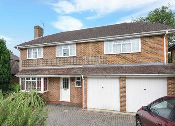 Thumbnail 6 bed detached house for sale in Waverley Way, Wokingham, Berkshire
