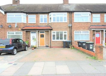 Thumbnail 3 bed terraced house for sale in Durants Park Avenue, Enfield, Greater London