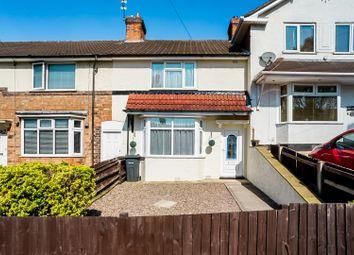 2 bed terraced house for sale in Hawkesyard Road, Birmingham B24