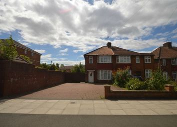 Thumbnail 3 bedroom semi-detached house for sale in Bunns Lane, Mill Hill