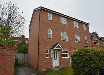 Thumbnail 3 bed semi-detached house to rent in Foxwhelp Close, Hereford