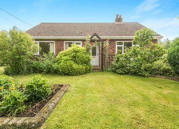 Thumbnail 4 bedroom detached bungalow for sale in Chapel Road, Foxley, Dereham