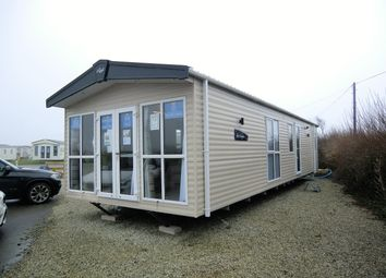 Thumbnail 2 bed mobile/park home for sale in Widemouth Fields, Park Farm, Bude