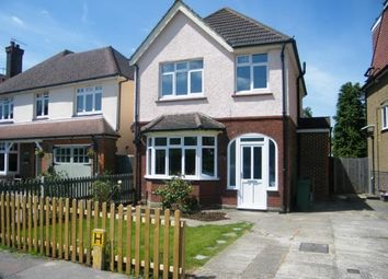 Thumbnail 3 bed detached house for sale in Brambletye Park Road, Redhill, Surrey