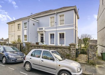 Thumbnail 2 bedroom flat for sale in Lockyer Road, Mannamead, Plymouth