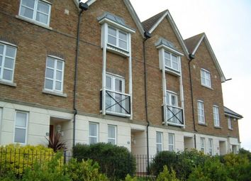 Thumbnail 3 bed town house to rent in Mill Court, Ashford, Kent