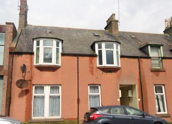 Thumbnail 2 bed flat for sale in York Street, Peterhead
