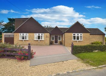 Thumbnail 4 bed bungalow for sale in The Firs Elmstone Hardwicke, Cheltenham, Glos