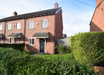 Thumbnail 3 bed end terrace house for sale in Belton Road, Whitchurch