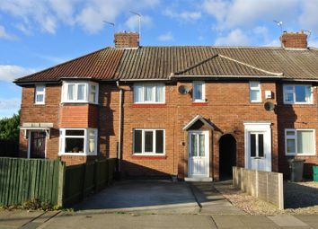 Thumbnail 2 bedroom terraced house for sale in Tudor Road, York