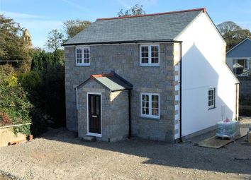 Thumbnail 3 bed detached house for sale in Bassett Close, Godolphin Cross, Helston