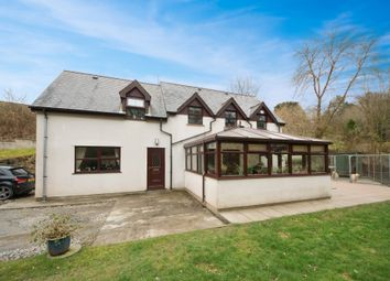 Thumbnail 3 bed detached house for sale in Lledrod, Aberystwyth