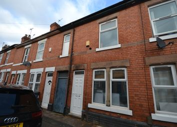 Thumbnail 4 bedroom terraced house to rent in Manchester Street, Derby