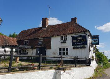 Thumbnail Pub/bar to let in The Bull Inn, Alton Road, Bentley, Farnham, Surrey, 5Jh