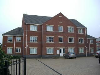 Thumbnail 1 bed flat to rent in Slack Lane, City Walk, Derby