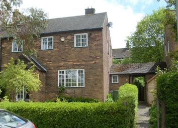 Thumbnail 3 bed property to rent in St. Marys Road, Disley, Stockport
