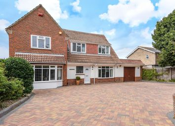 Thumbnail 5 bed detached house for sale in Bacon Lane, Hayling Island
