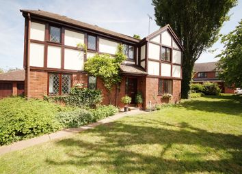 Thumbnail 4 bedroom detached house for sale in Driftway Road, Hook