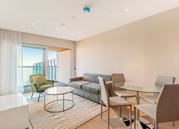 Thumbnail 1 bed flat to rent in No.8, Upper Riverside, Cutter Lane, Greenwich Peninsula