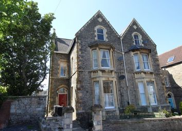 Thumbnail 2 bed flat to rent in Victoria Road, Clevedon