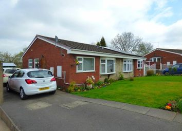 Thumbnail 3 bed semi-detached bungalow for sale in Walton Way, Talke, Stoke-On-Trent