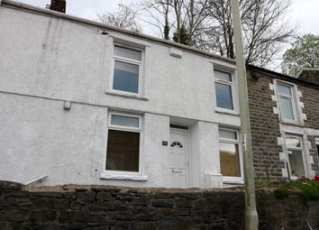 Thumbnail 1 bed terraced house for sale in Cardiff Road, Troedyrhiw, Merthyr Tydfil