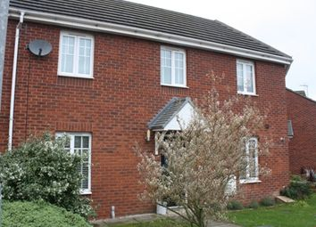 Thumbnail 2 bed semi-detached house for sale in Weavers Close, Whitwick