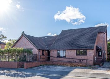 Thumbnail 5 bed detached bungalow for sale in Manor Road, Knaresborough, North Yorkshire